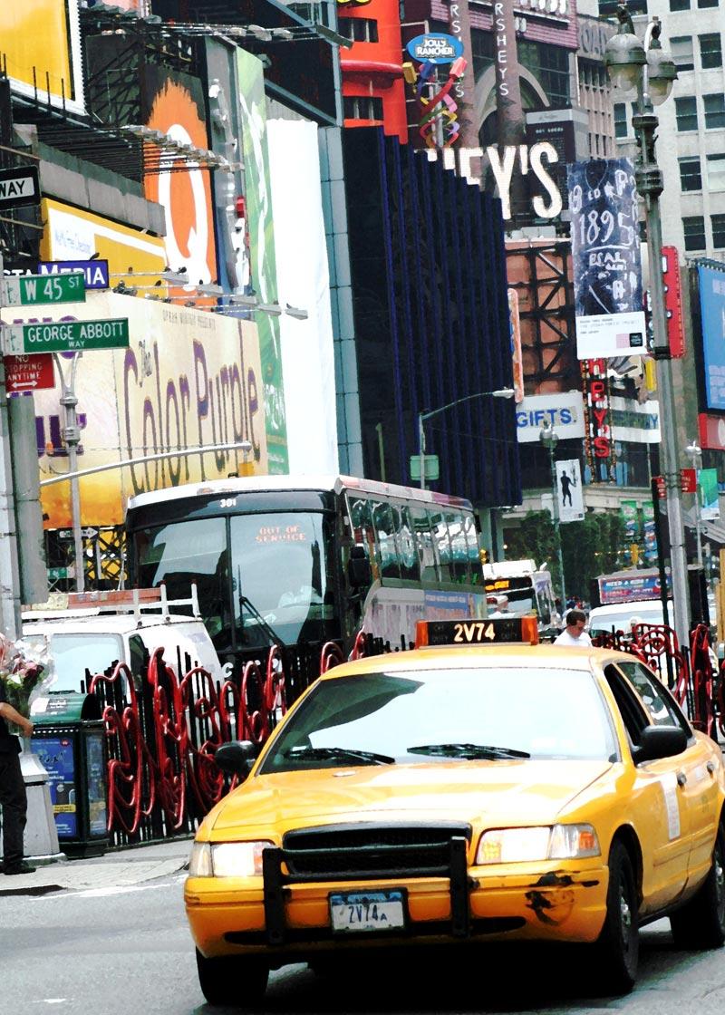 SEJOUR A NEW YORK