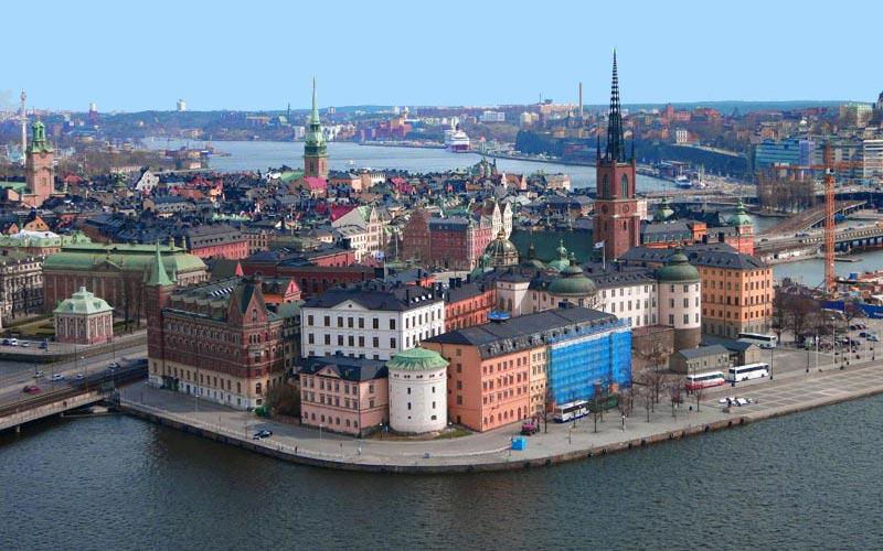 WEEK END STOCKHOLM