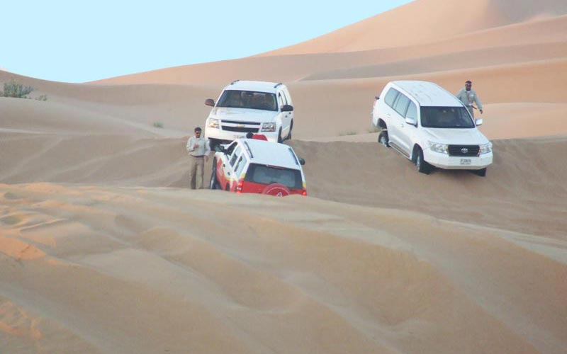 SEJOUR A DUBAI